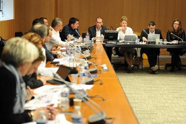 Le séminaire du 10 avril dernier (photo FFF)