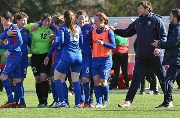 La Moldavie a créé la surprise pour sa première participation (photo UEFA)