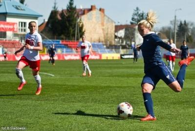Après l'équipe de France B, Marion Torrent vise les A