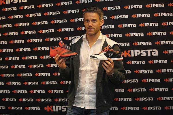 Ambassadeur de la marque Kipsta, consultant TV... Mickaël Landreau est un jeune retraité très occupé ! (Photo : A.P)