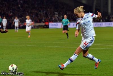 Ada Hegerberg a marqué durant dix matchs consécutifs
