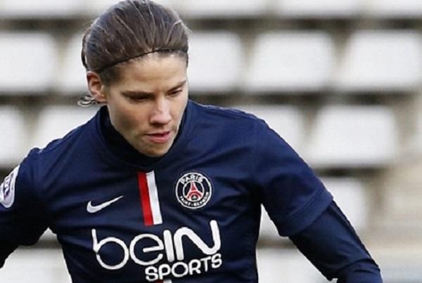 Annike Krahn quitte le PSG (photo club)