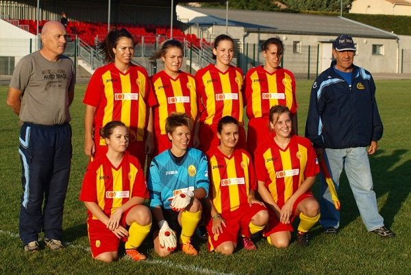 Une très belle saison du FC Briolet (Photo : Club)
