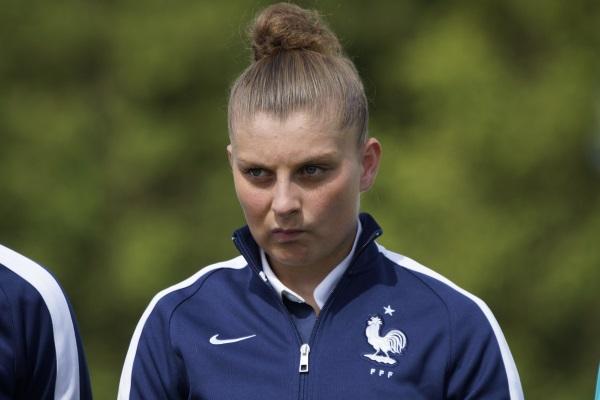 Marie-Charlotte Léger qui disputera l'Euro U19 rejoint Montpellier (photo Sébastien Duret)