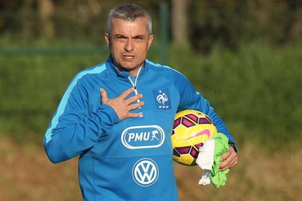 Thierry Asseloos reste prudent (photo FFF)