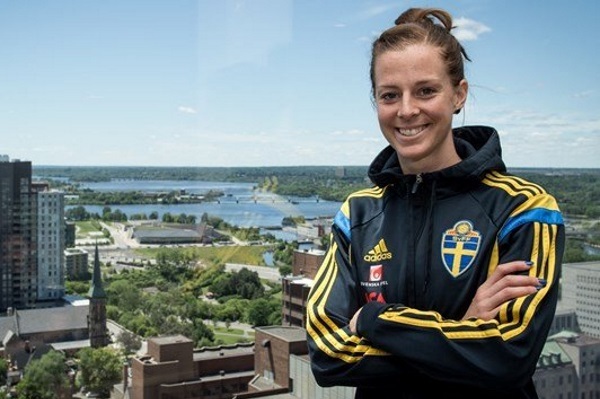 Lotta Schelin (photo FIFA.com)