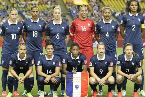 Le onze français (photo FIFA)