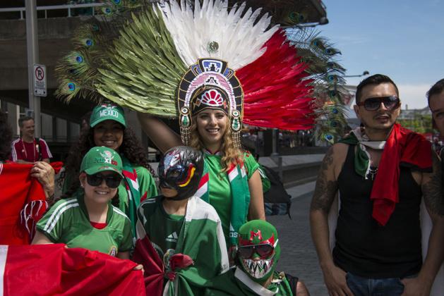 La chronique de Laetitia au Mondial - Les supporters de la Coupe du monde