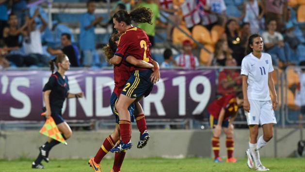 L'Espagne enchaîne mais n'est pas encore qualifiée (photo IFA)