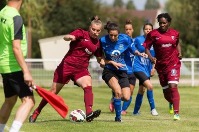 Le FC Metz a rejoint le giron l'été dernier (photo A Nelson Sindfoul)