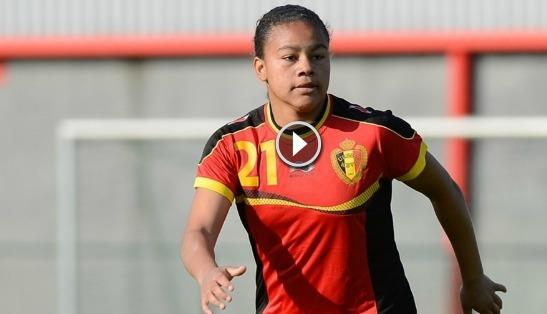 Miriam Abdulai Toloba (photo Fédération Belge)