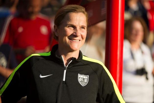 Jill Ellis prolongée quatre ans (photo US Soccer)