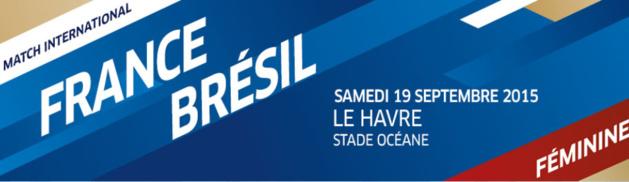 Bleues - FRANCE - BRESIL : ouverture de la billetterie ce mercredi 19 août
