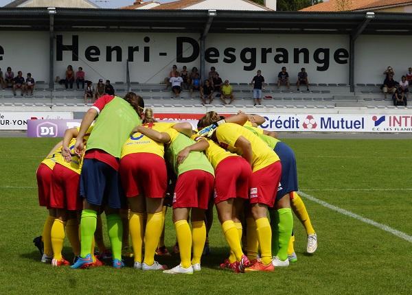 Le groupe albigeois démarre bien sa saison (photo Sébastien Duret)