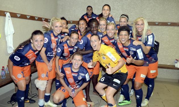 Montpellier après Guingamp, s'attaque au PSG (photo MHSC)