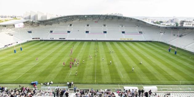 Le stade Jean Bouin accueillera les Bleues pour la première fois (photo DR)