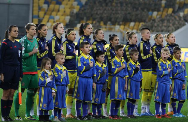 Présentation de l'adversaire des Bleues : UKRAINE