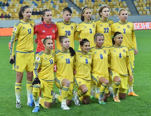 Bleues - UKRAINE - FRANCE : 0-3, trois buts, trois points et c'est tout !