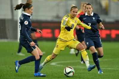 """Bleues - Elise BUSSAGLIA : """"Le coach peut compter sur moi"""""""