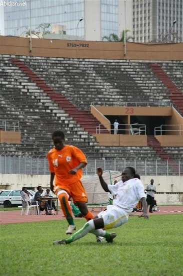 Ivoiriennes et Ghanéennes se sont séparées sur un score nul (1-1)