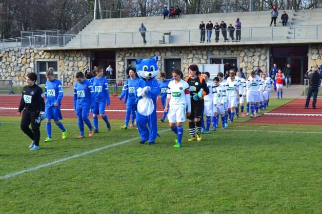 La mascotte des Chatons d'Estrablin sera de sortie face à Rodez (photo facebook club)