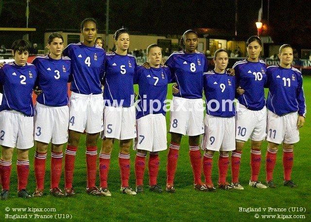 19 ans : amical en Angleterre : Les Françaises ont disposé des vice-championnes d'Europe