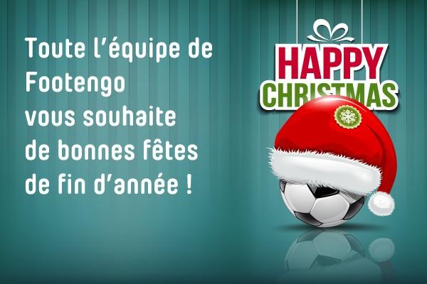 Joyeux Noël à tou(te)s les amoureux(ses) du Football au Féminin!