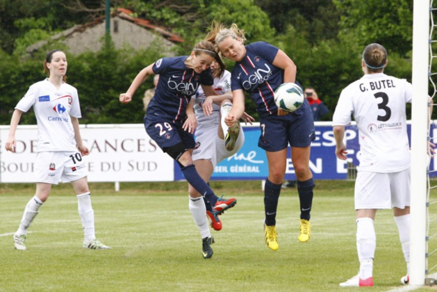 Asllani et Horan quittent le club parisien (photo PSG.fr)
