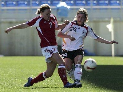 Cathrine Paaske-Sørensen (n°7) prend le dessus sur Jennifer Zietz (n°24)
