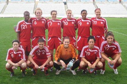 Tournoi à Chypre : victoire du Canada