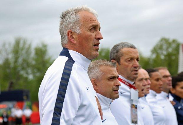 Bleues - La liste pour FRANCE - NORVEGE : CASCARINO fait son apparition chez les A