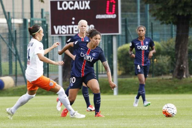 Cristiane sera-t-elle décisive pour le PSG ? (photo Eric Baledent/LMP)