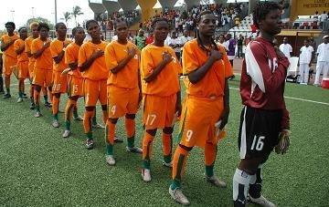 La Côte d'Ivoire n'ira pas en phase finale