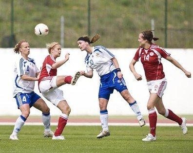 Troisième victoire danoise face à la Finlande