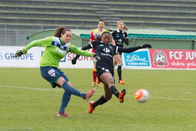 Diani aura joué sur tous les fronts de l'attaque (photo William Morice)