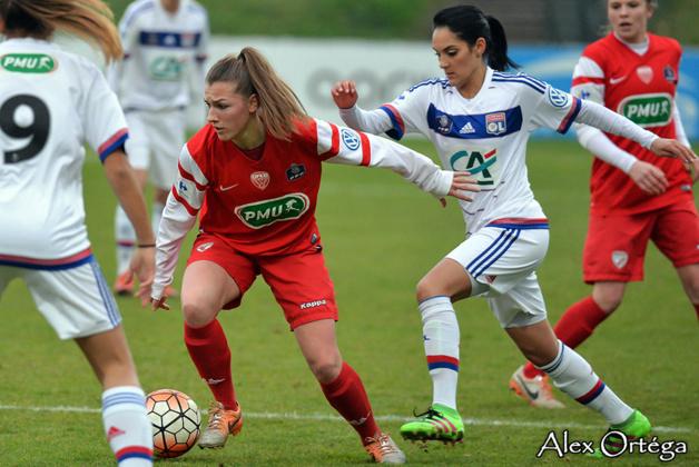 Coupe de France (Quarts) - LYON s'impose face à une équipe de DIJON bien organisée