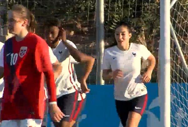 U19 - Les Bleuettes entament La Manga par un succès face à la NORVEGE (2-1)