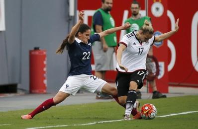 Majri aura été en difficulté face à Kerschowski (photo DFB)