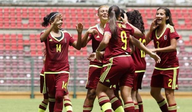 La joie venezulienne avec sept victoires en sept matchs sur ses terres