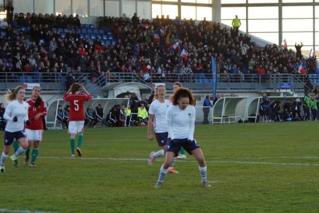 La rage de Boussaha, auteur du penalty (photo Sébastien Duret)