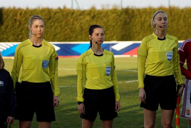 U17 - Tour Elite - La FRANCE évite le piège hongrois