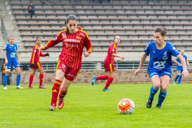 Solène Barbance et Laura Bourgouin (photo archive Mica GBM/Phootorafettes)