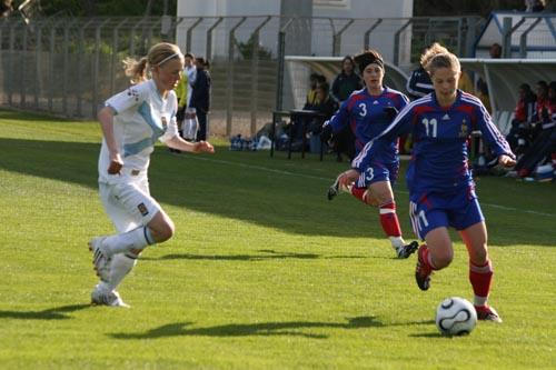 Les 17 ans qualifiées pour la Coupe du Monde !