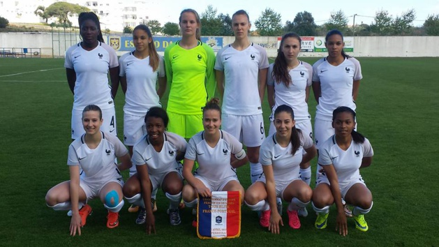 U19 (Tour Elite) - Bon début face au PORTUGAL (3-0)