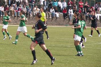 Saint-Etienne - OL : 0-0, devant un nombreux public