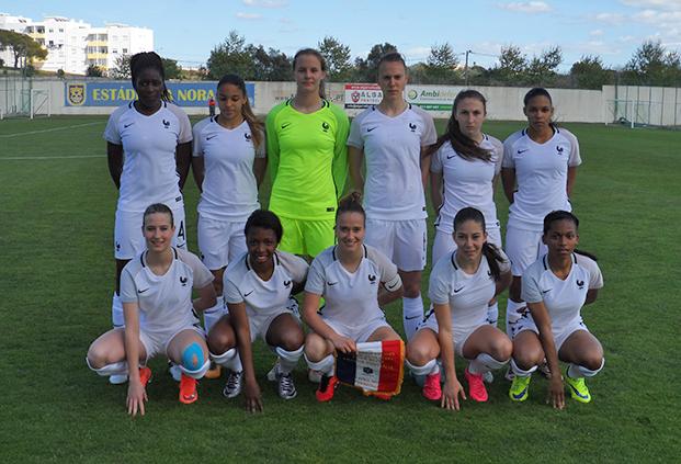 U19 (Tour Elite) - ECOSSE - FRANCE : 0-2 - Les Bleuettes qualifiées pour le Tour Elite