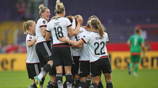 L'Allemagne s'est imposée 2-0 face à la Croatie (photo DFB)