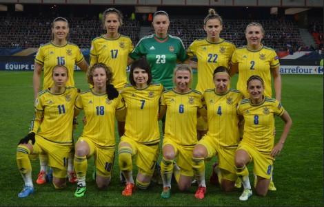 Bleues - FRANCE - UKRAINE : 4-0, les Françaises qualifiées pour l'Euro 2017