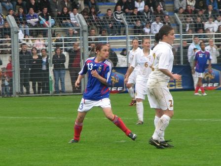 Brétigny libère les Bleues