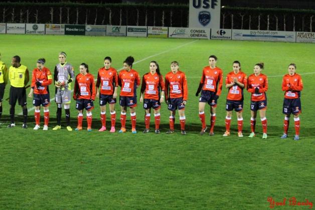 La Roche s'était incliné 3-0 à Saint-Etienne (photo Yoel Bardy)